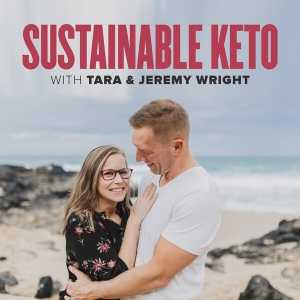 sustainable keto podcast 300 x 300 px