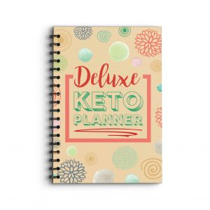 Deluxe Keto Planner Mock Up